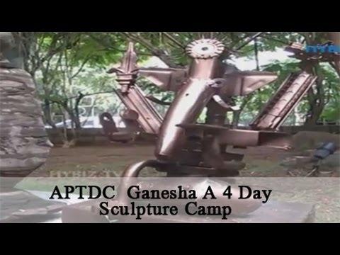 APTDC  Ganesa A 4 Day Sculpture Camp