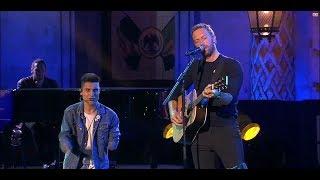 Emmanuel kelly aka. (NADA) Ft. Coldplays Chris Martin singing new song