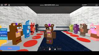How To Make Withered Rockstar Freddy In Roblox Animatronic World