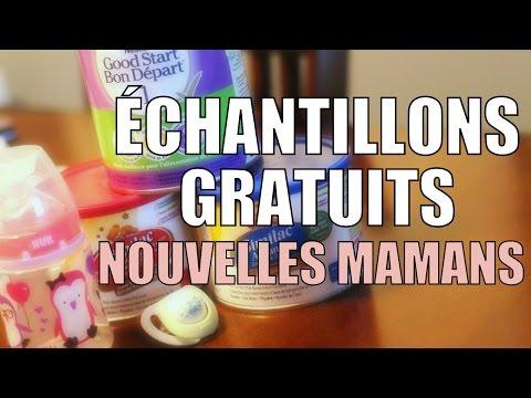 COMMENT OBTENIR DES ÉCHANTILLONS GRATUITS POUR NOUVELLES MAMANS // Lue Exina
