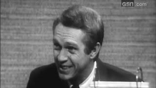 What's My Line? - Steve McQueen; PANEL: Steve Allen, Helen Gurley Brown (Dec 18, 1966)