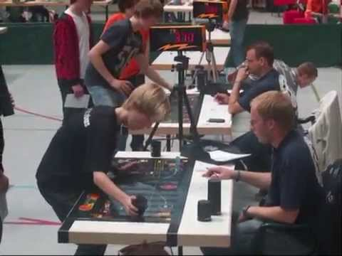 German Open 2009 Dice Stacking Deutsche Meisterschaft by stacknewcomer