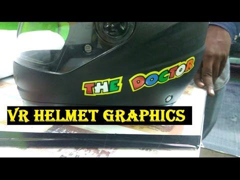 Best Graphics For Helmets | Helmet Stickers