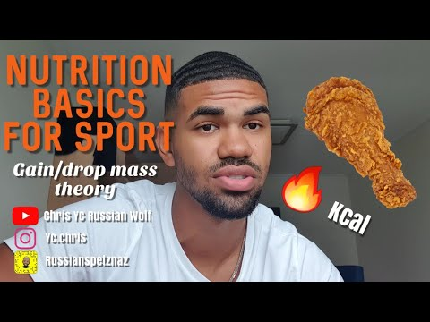 How to Gain Bodyweight / Mass - Simple Nutrition Basics
