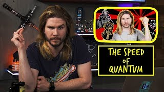 The Speed of Quantum | Because Science Footnotes
