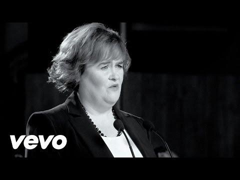 Susan Boyle - Autumn Leaves (Live)