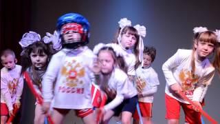 """Детская эстрадная студия """" Курносики"""" - Трус не играет в хоккей"""