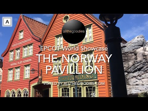 The Norway Pavillion in Epcot and its real world Norwegian inspiration   Allthegoodies.com