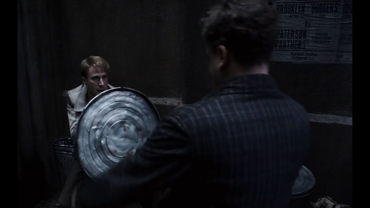"Captain America: The First Avenger (2011) - ""I Can Do This All Day ..."