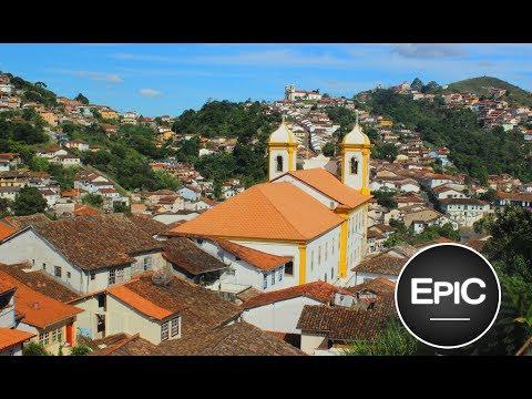 Quick City Overview: Ouro Preto, Brasil (HD)