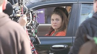 Video of Ronda Rousey Filming 'Blindspot' in NYC | Splash News TV