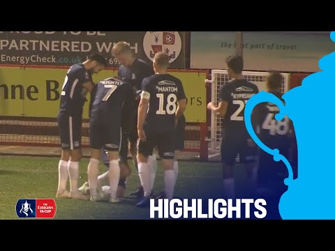 Crawley 2- 6 Southend | FOUR Extra Time Goals Seal Victory! | Round 1 | Emirates FA Cup 2018/19