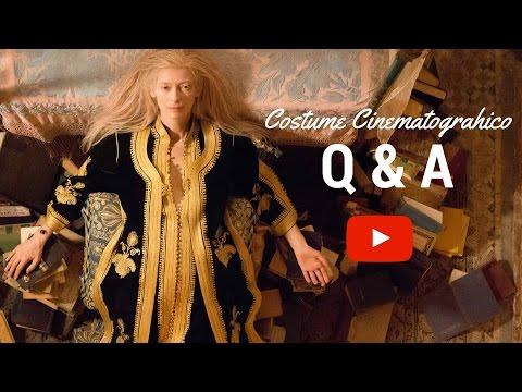 Costume Cinematographico Q&A