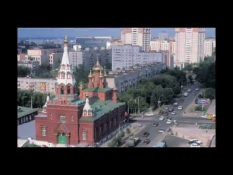 Мой любимый город Пермь (Песня)