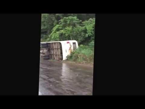 Acidente em Cabinda Angola