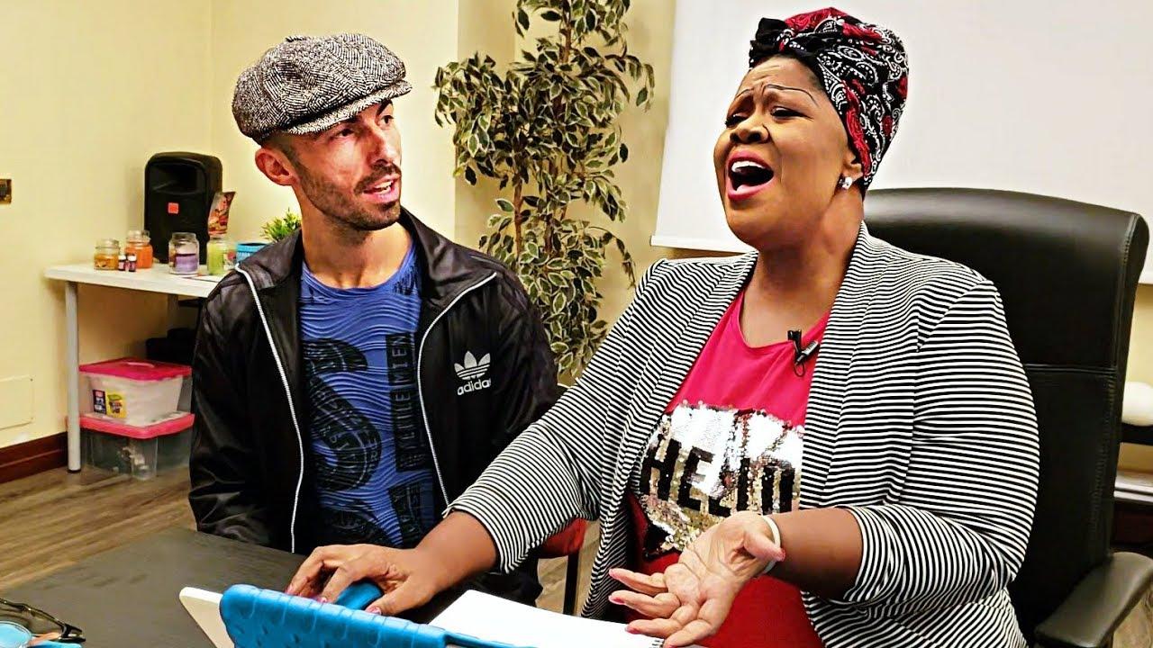Italian Soul Singer and Vocal Coach (EN ES SUBS)