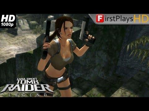 Tomb Raider Legend Pc Gameplay 1080p Youtube