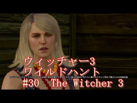 ウィッチャー3 ワイルドハント 30 キーラメッツからの誘い 実況 攻略 The Witcher 3