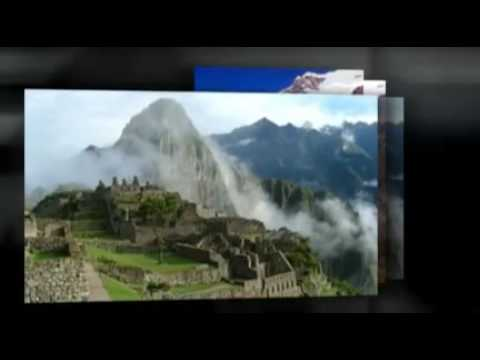 Peru is beautiful and the lost Inca city is a good find