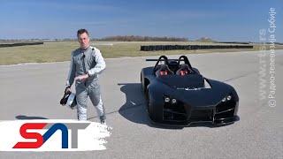 SAT: Prvi srpski superautomobil