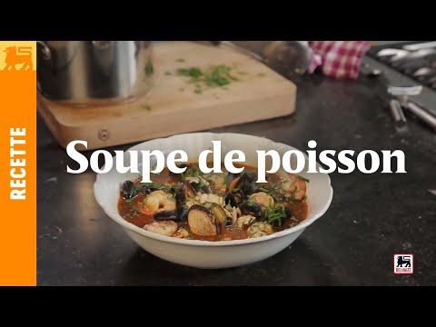 Soupe De Poisson Youtube