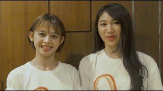 JKT48オリジナルシングル選抜総選挙で1位にしていただいたチームKlllのシャニと2位をいただいたチームJのフェニです。 今回、SKE48とJKT48のコラボレーションを実施 ...