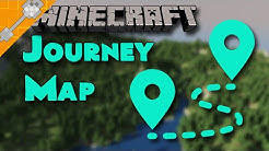 Journey Map | The Best Innovative Minimap! | Minecraft 1.7.10 | Mod Spotlight