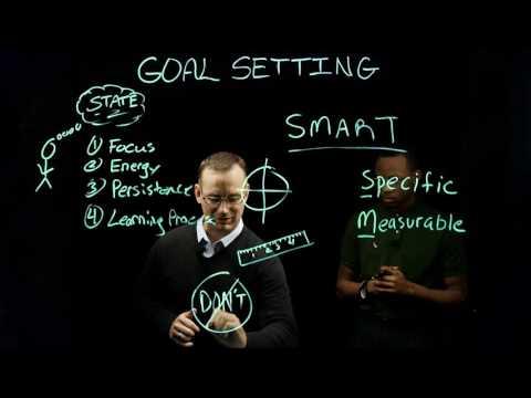 Sport Psychology | Goal Setting - Part 1 of 2