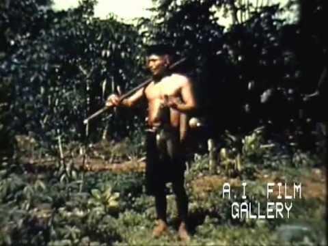 The Head Hunters of Ecuador, TV series Bold Journey, 1957