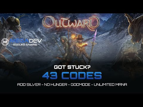 Outward Cheats Enable God Mode, Unlimited Mana, No Hunger