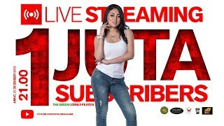 Download Video LIVE STREAMING Spesial 1 Juta Subscriber | SASSHA Carisa , TANIA Ayu, CRYSTAL Oceanie MP3 3GP MP4