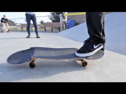 The Worst Skateboard Ever!