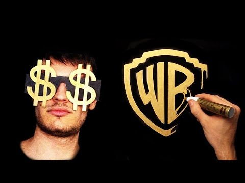 Gold Drawing - How To Draw Warner Bros Logo | Pictures