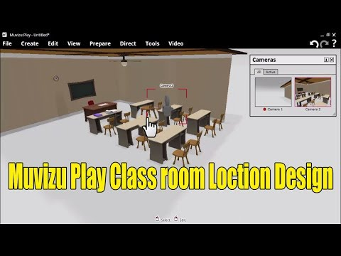 how i design class room location in muvizu play software tutorial in urdu thumbnail