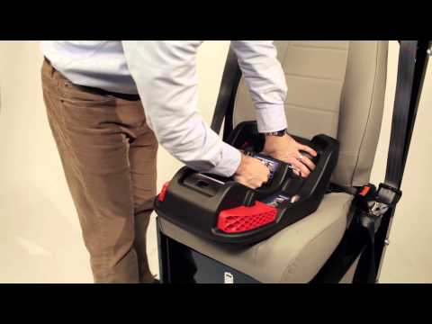 Britax B-Safe 35 & 35 Elite Infant Car Seat Installation Video
