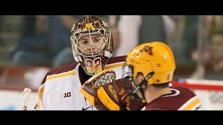 Highlights: Gopher Hockey Captures 2013 Ice Breaker Title