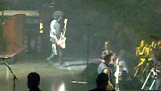 Green Day - end of some song, then Hitchn' a ride Philadelphia July 21st 2009