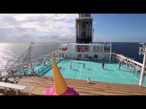 MEIN SCHIFF 5 - An Bord des neusten Kreuzfahrtschiffes von TUI Cruises