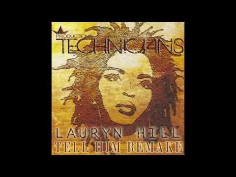 Lauryn Hill - Tell Him INSTRUMENTAL ft Elaine Lil'Bit Shepherd (Vago Remake)