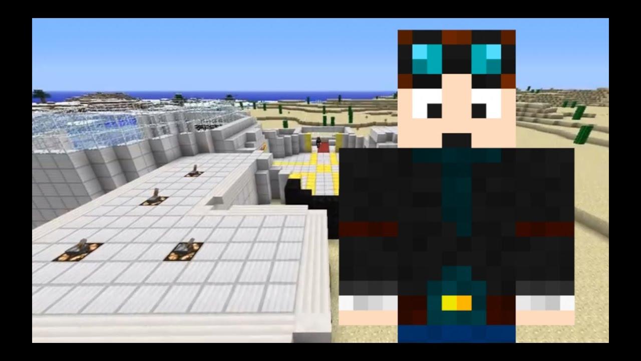 Minecraft | LANZ VISITS THE DIAMOND MINECART'S LAB ...