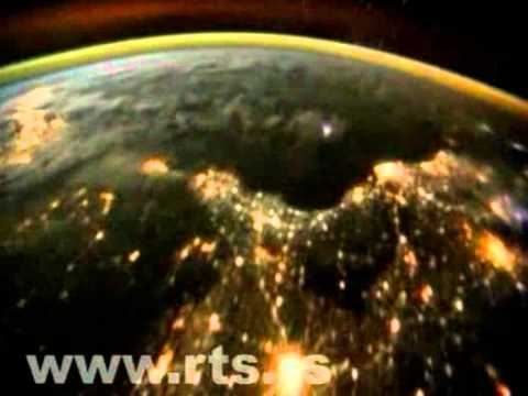 The Most Beautiful Footage Of Earth From Outer Space