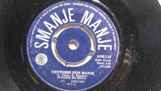 Insizwa Zomoya - Izintombi Zesi Manje (Zulu Vocal) (Smanje Manje 7-18)
