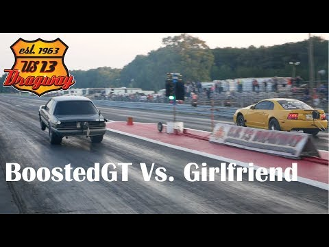 BoostedGT Versus 302Nation's Girlfriend