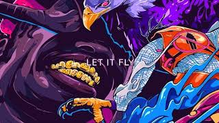 (FREE Tagless) Travi$ Scott + Drake Type Beat Let It Fly | Free Type Beat | Rap Instrumental 2018