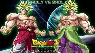 DBS: Broly Vs Broly [Multi-Verse Battle]