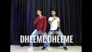 Dheeme Dheeme Tony Kakkar ft. Neha Sharma   sudev kkh Choreography   Dancewithkkh
