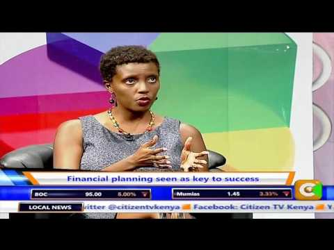 Business Center: Personal Financial Planning, Waceke Nduati Omanga