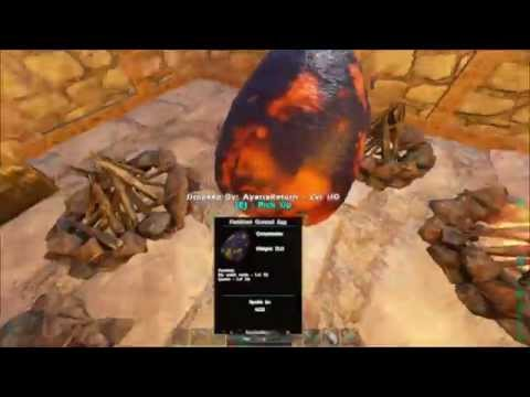 Ark: Survival Evolved | Tutorial | Crianza | Huevos de Aves | #2