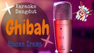 Download Karaoke dangdut GHIBAH - Rhoma Irama - Rock Version Mp3