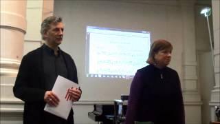Entrega de partituras de Manuel M. Ponce al Conservatorio de Bruselas